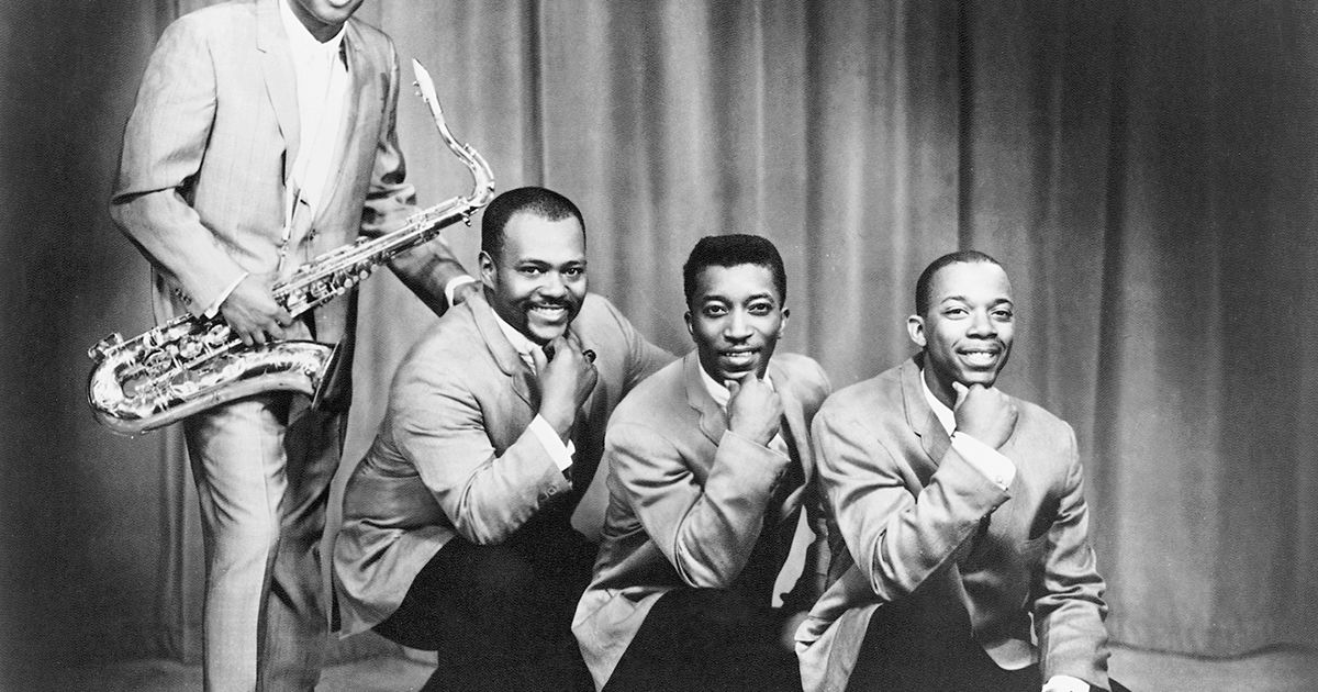 Jr. Walker & The All Stars on Apple Music Motown, Black