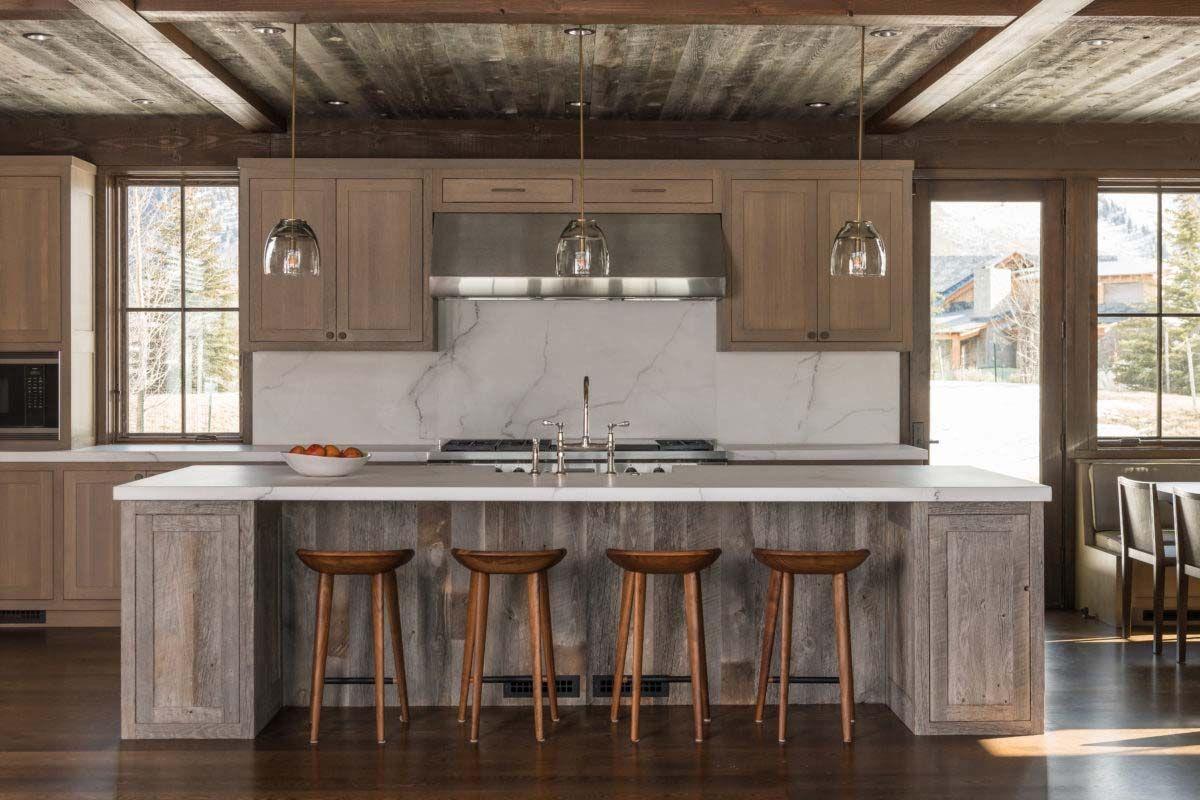 mountain modern luxury home inspiredgorgeous wyoming