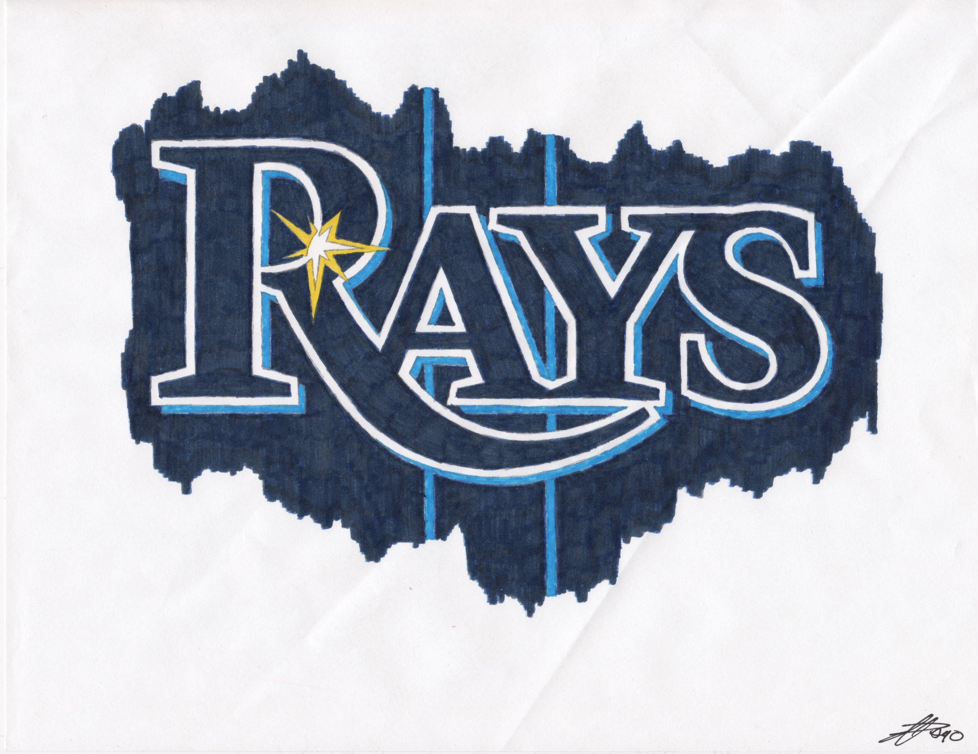 Tampa Bay Rays Alternate Jersey