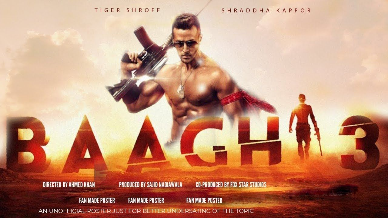 Baaghi 3 Is A 2020 Indian Hindi Language Action Thriller Film