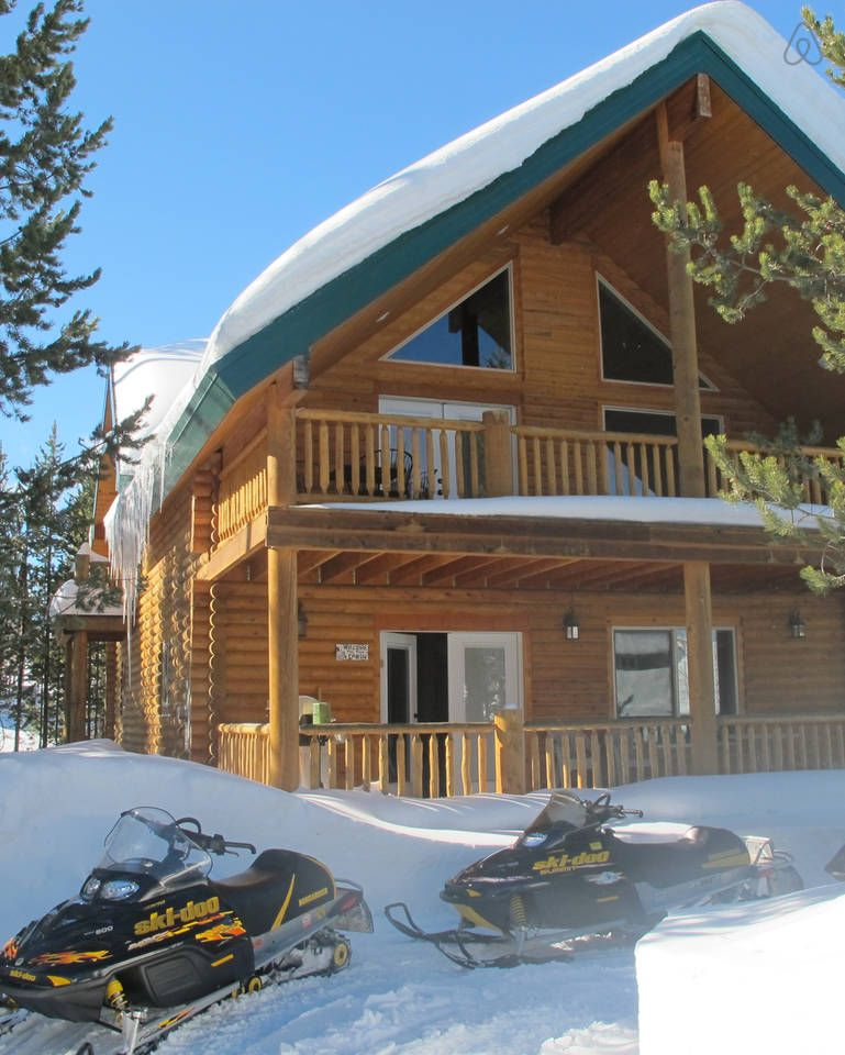 The Aspen Lodge Vacation Rental In Yellowstone National Park