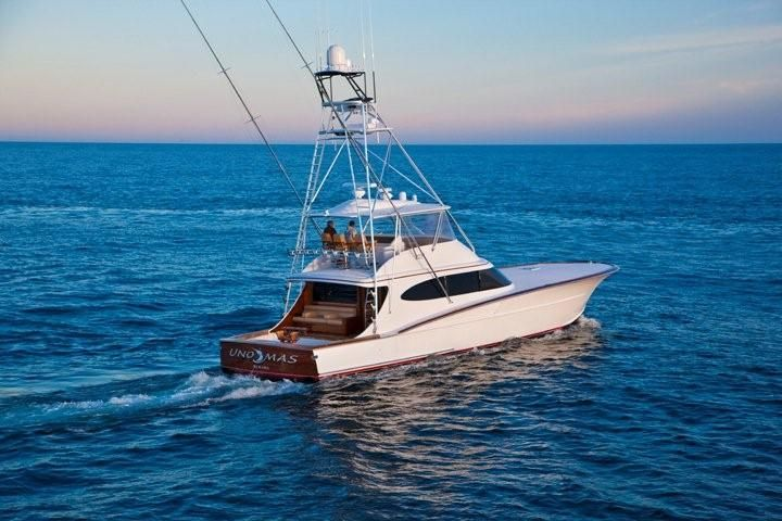 B11: 68' Uno Mas Bayliss Boatworks | Sport fishing boats