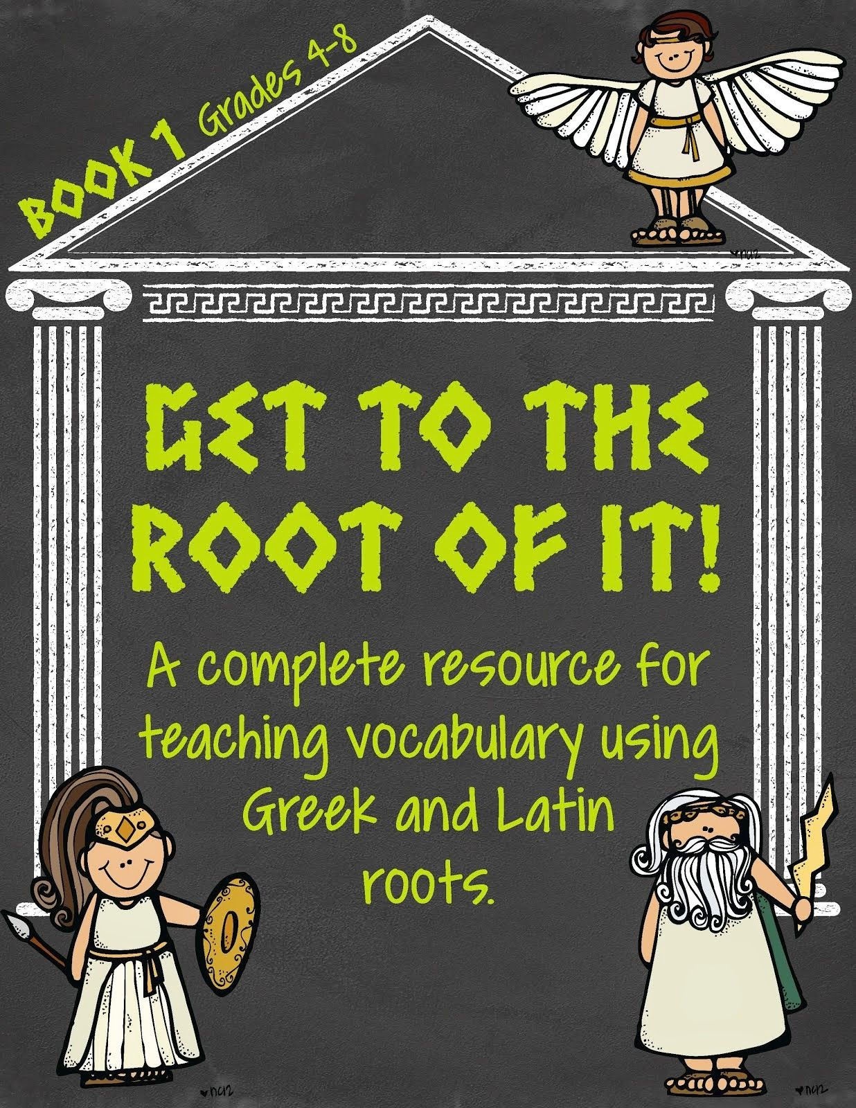 Teaching Greek And Latin Roots