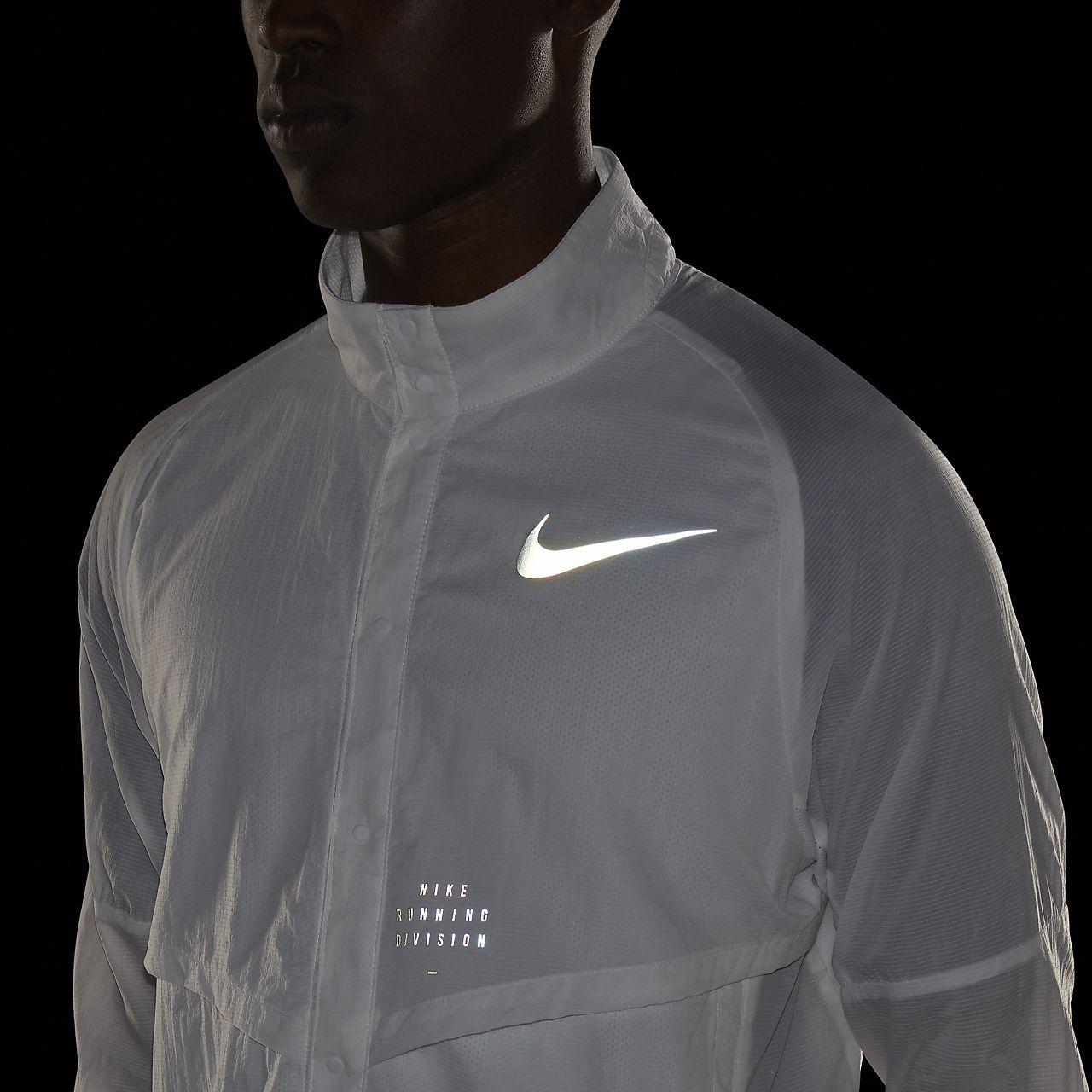 Nike Run Division Chaqueta de running - Hombre   Ropa de ...