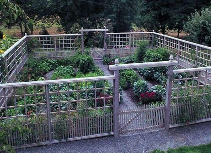 47 Stilvolle Design-Ideen für den Gemüsegarten, die Sie ausprobieren müssen   - Garden & Outdoor  #h...
