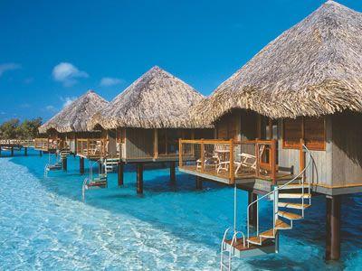 Bora Bora!!! I want to be right there