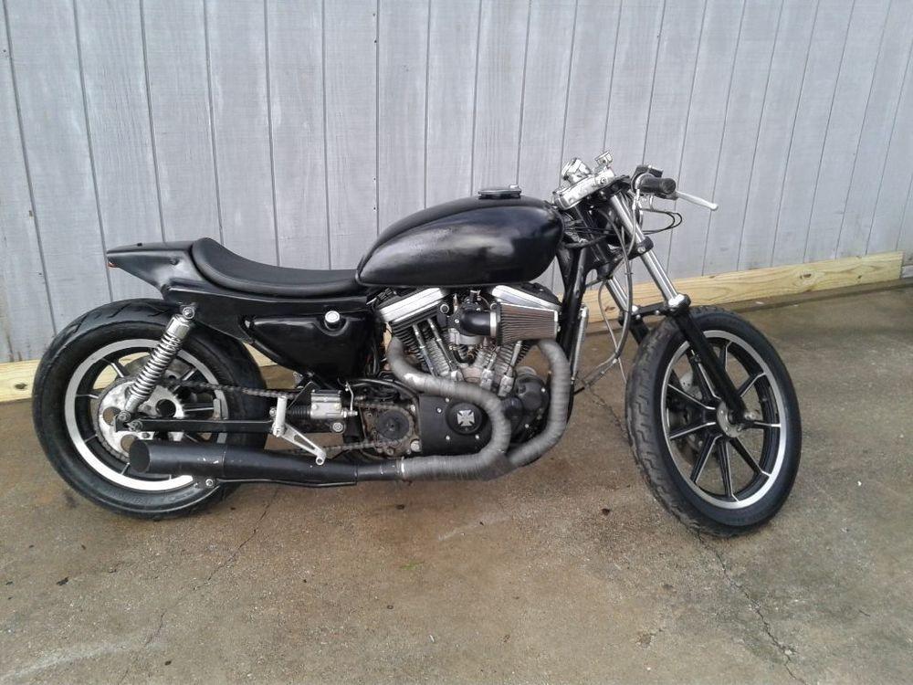 1990 Harley Davidson Sportster 1200 EBay Link