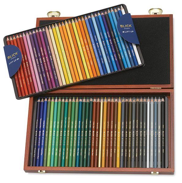 Amazon Com Derwent Inktense Pencils 4mm Core Wooden Box 72