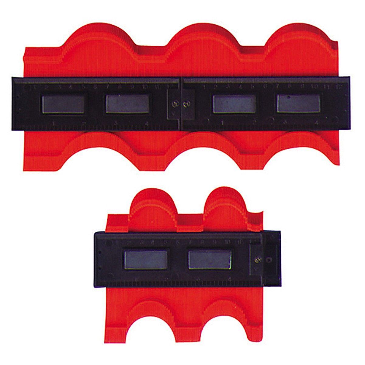 6 in contour gauge contours and gauges contour gauge greentooth Images