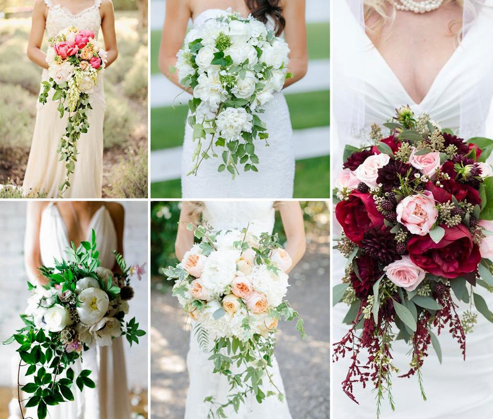 12 Types of Wedding Bouquets Hand bouquet wedding