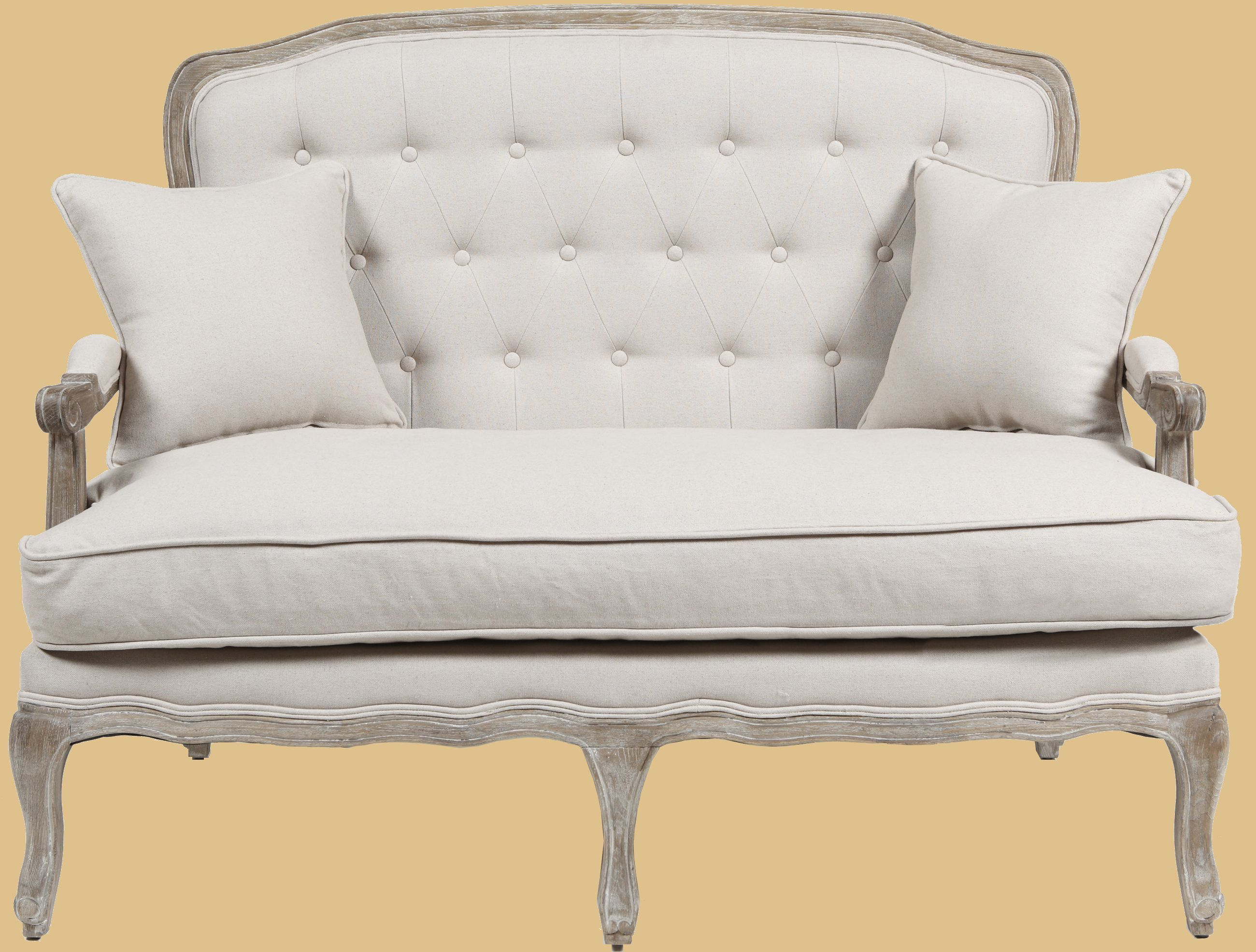 Armless Settee Bench Part - 15: ... Dining Room Settee This G Euos Tufted Settee Is Exactly What Is Missing  From Your ...