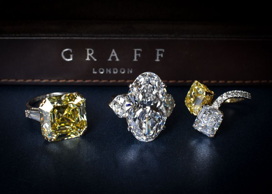 Haute Jewelry Graff Diamonds