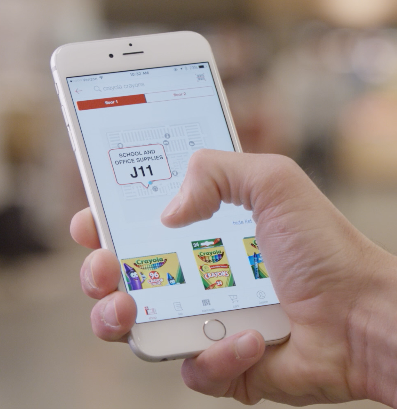 Target rolls out Bluetooth beacon technology in stores to