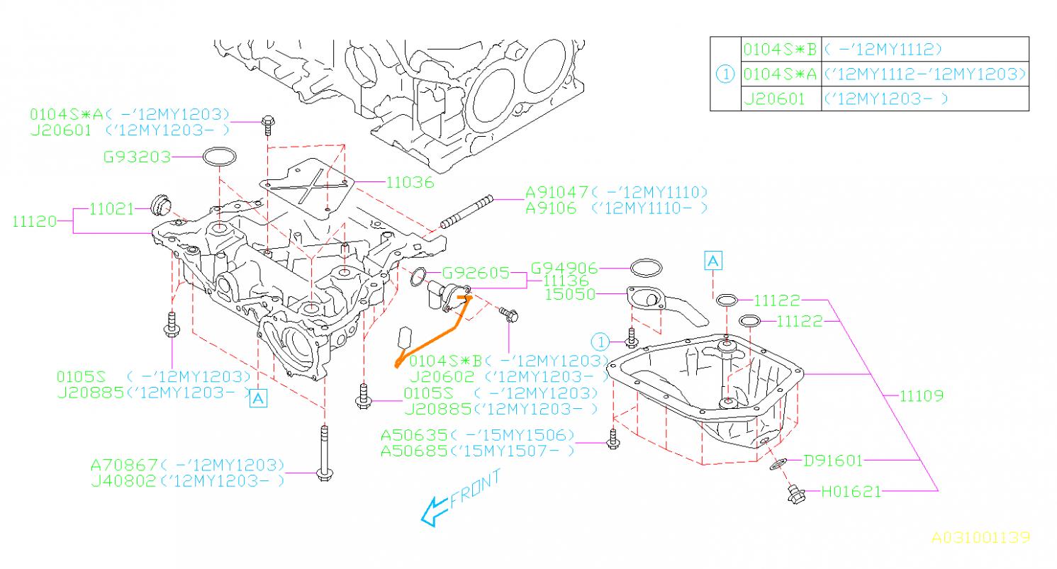 [SCHEMATICS_48YU]  Subaru Fb8 Engine Diagram di 2020 | Wrx Engine Diagram |  | Pinterest