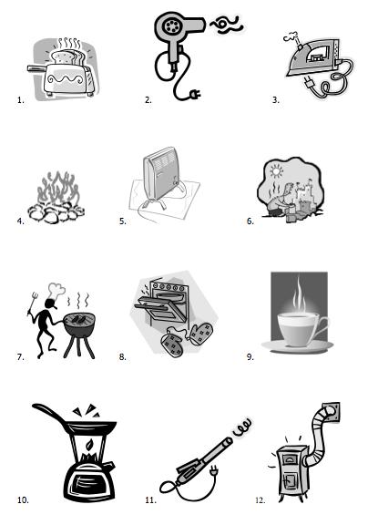 Heat Energy Transfer Worksheet Heat Transfer Worksheet