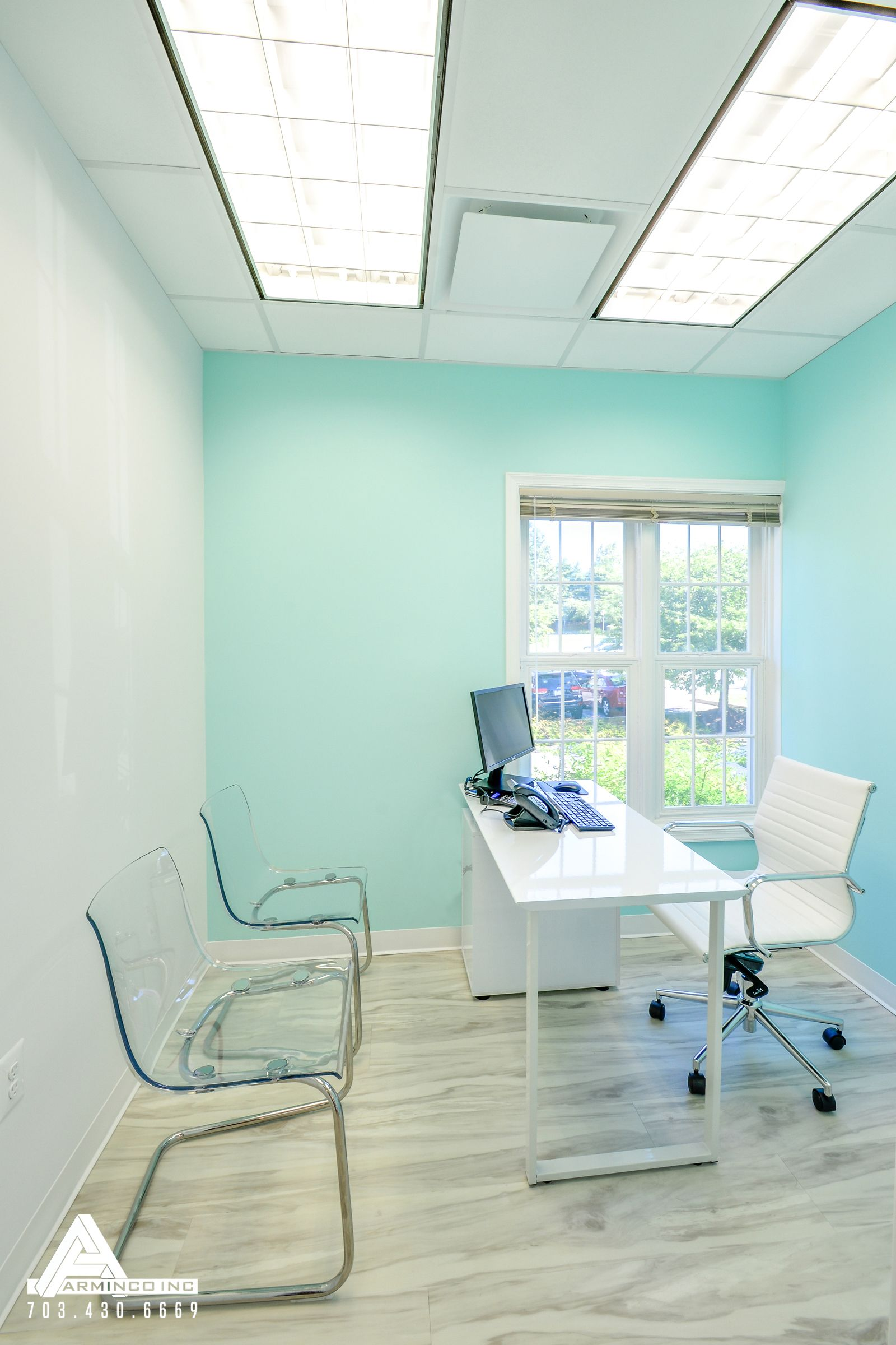 Dental Office Design by Arminco Inc. | Potomac Valley Pediatrics ...