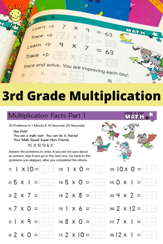 3rd Grade Multiplication Practice Math Facts Teaching Math Facts 3rd Grade Math [ 1500 x 1000 Pixel ]