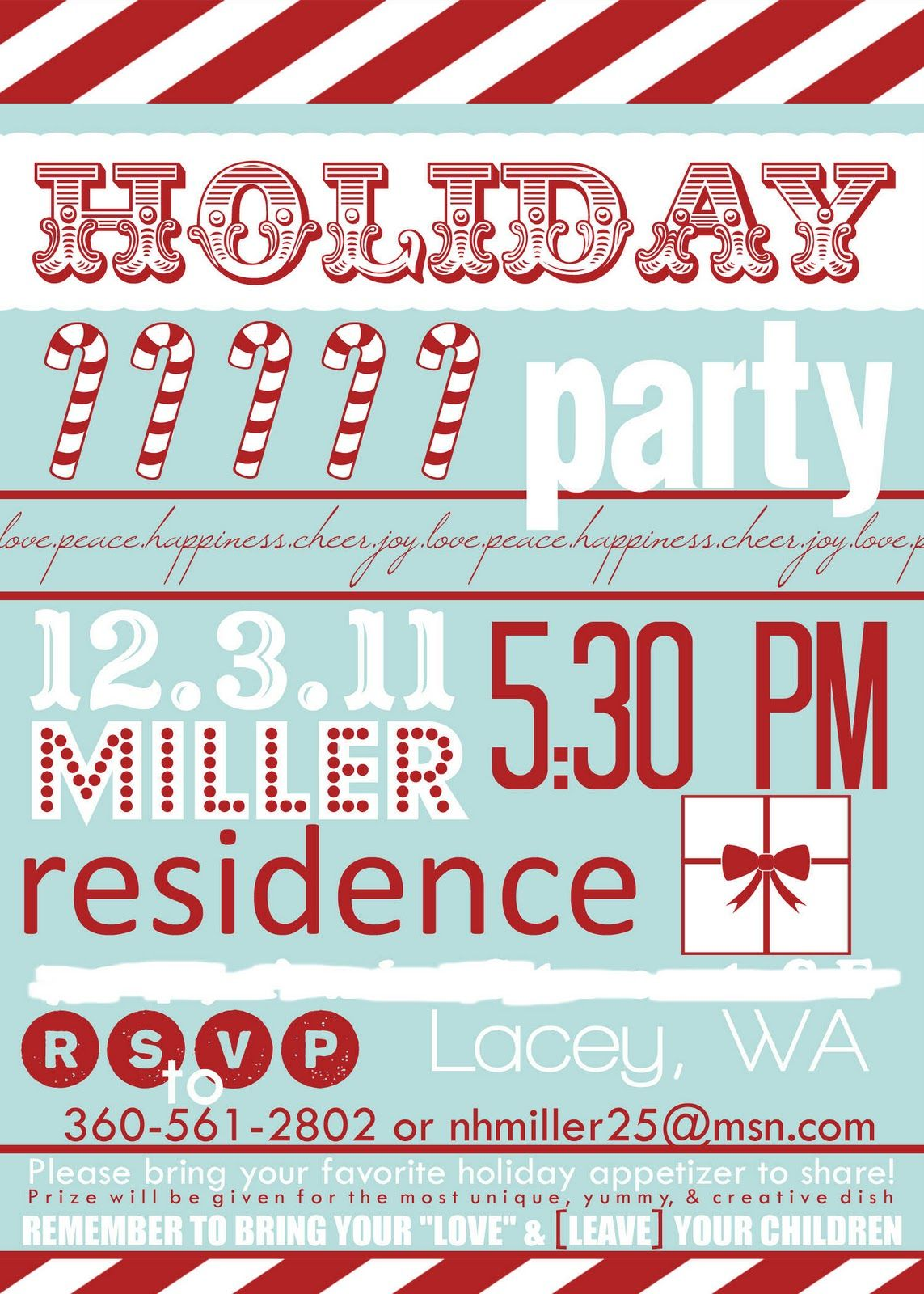 cute party invite | I ❤ Parties | Pinterest | Party time