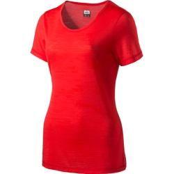 Photo of Mckinley Damen T-Shirt Halawa, Größe 40 in Rot, Größe 40 in Rot Mckinley