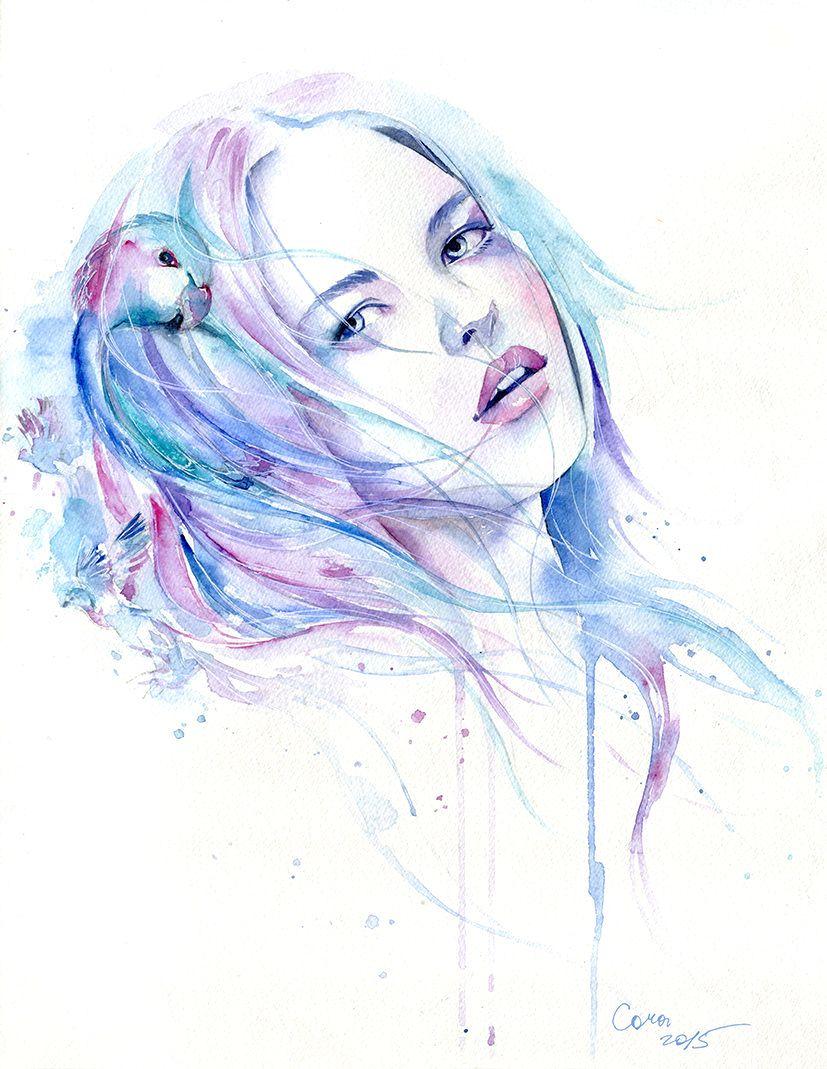 Reverie by Cora-Tiana.deviantart.com on @DeviantArt