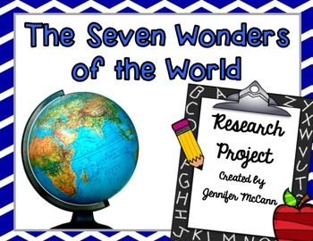 Marvels of the world essay