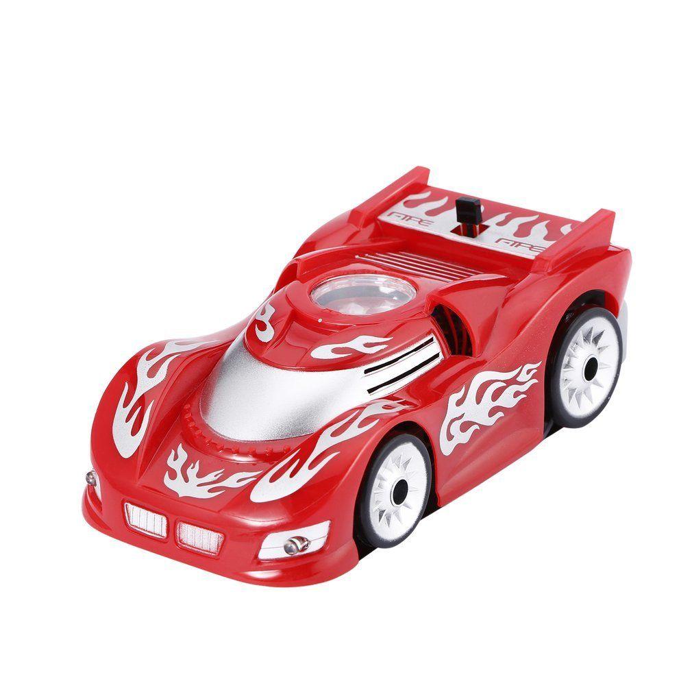 Car toys for toddlers  Sale OCDAY Wall Racing Mini RC Car Gravity Magic Wall Floor Climbing