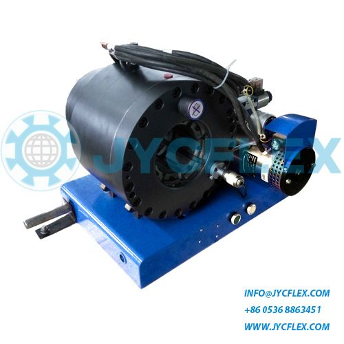 JYC-DC12V Hose Crimping Machine | Hydraulic hose crimper