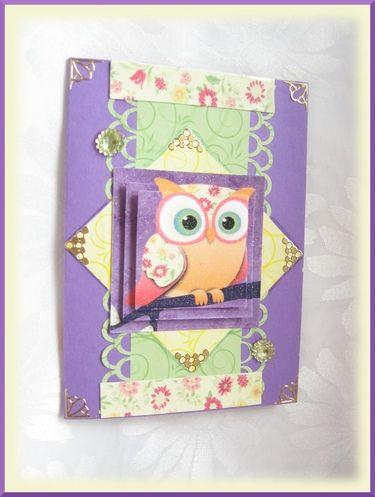 Schön Welch Ein Niedliches Kleines Süßes Eulchen Zum Geburtstag.  Geburtstagskarte, Grußkarte Zum Geburtstag, Glückwunschkarte