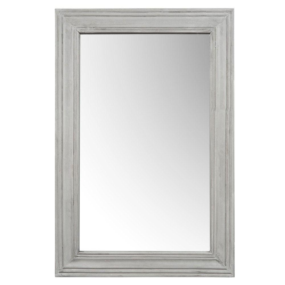 Montmartre Grey Mirror Gray Mirror Mirror Affordable Decor