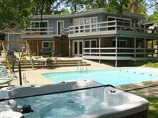 Fabulous Kentucky Lakes Best View 4 Br 3 Ba Private Swimming Interior Design Ideas Clesiryabchikinfo