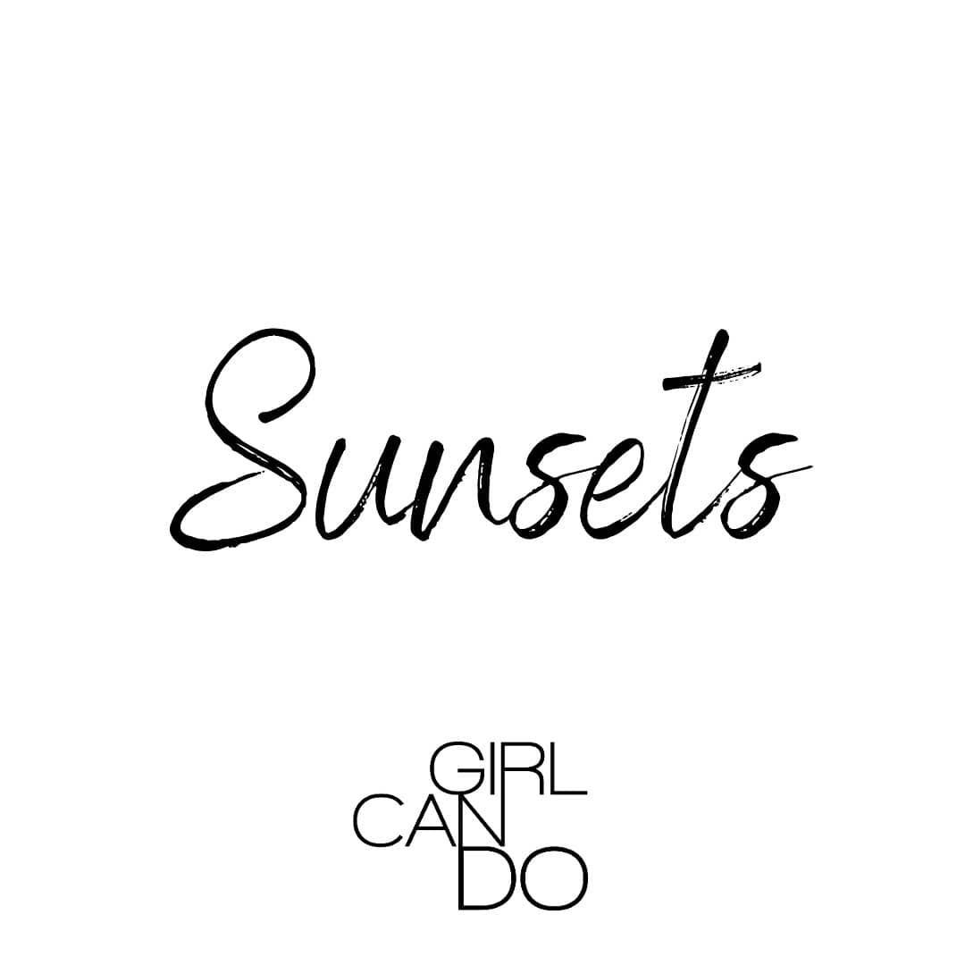 I will find you where the sun sets... 🌊🌅 #girlcando#sunset#travel#fitness#bikini#shoutout#followme#r...
