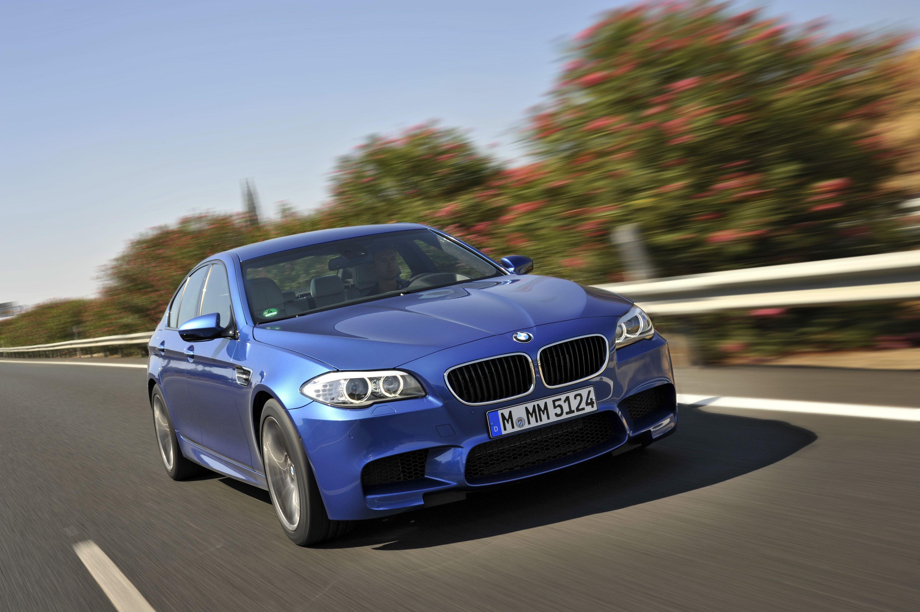 BMW F10 M5 Sedan MPerformance xDrive