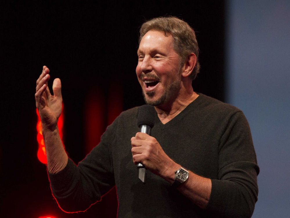 Here's the tricky interview question Larry Ellison asked
