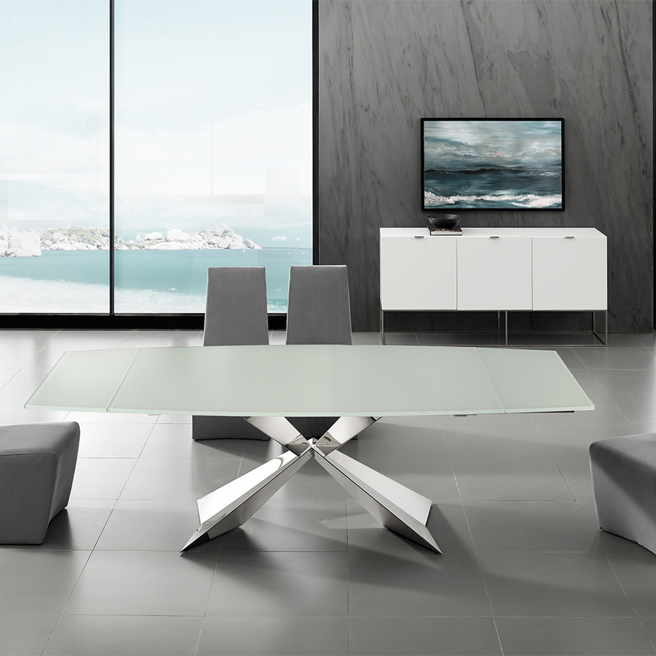 Casabianca Motorized Tables Home Furniture Touch Of Modern Dining Table Marble Dining Table Marble Tables Design