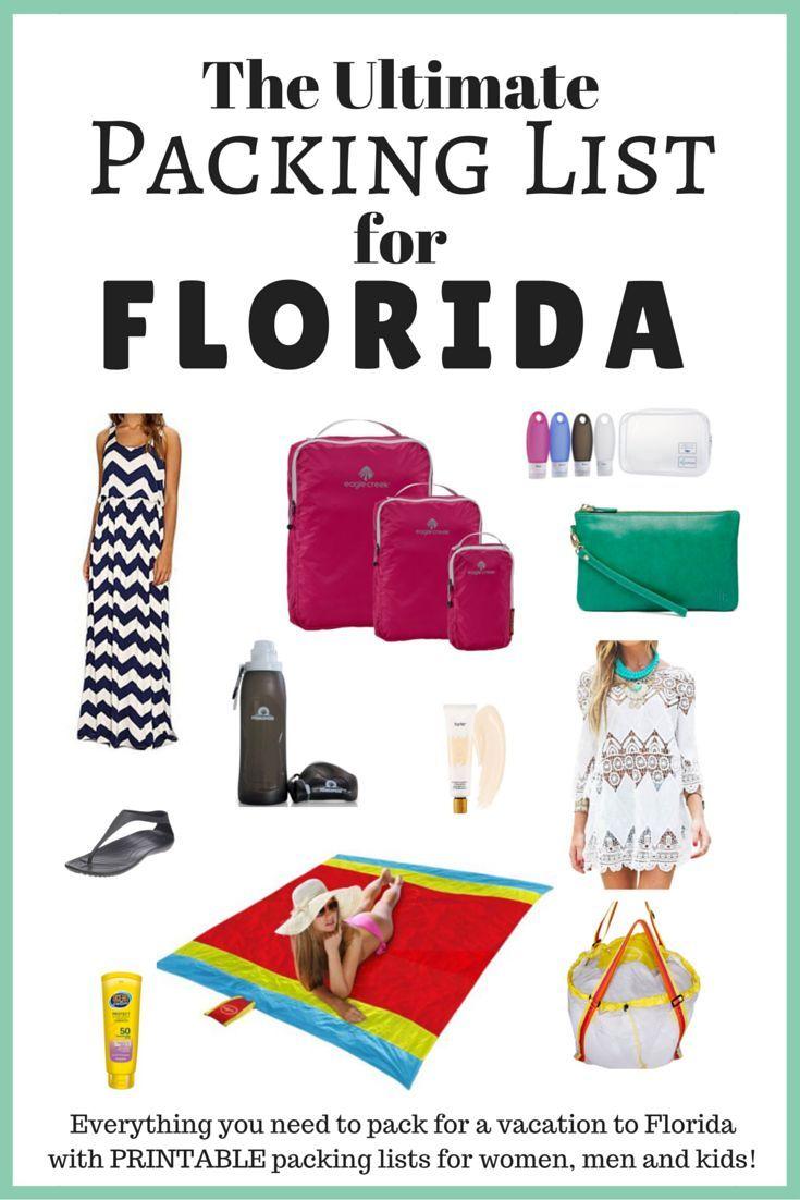 My trip to florida