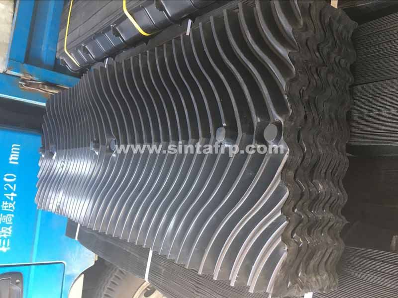 Eac Counterflow Cooling Tower Replacement Fill Cooling Tower