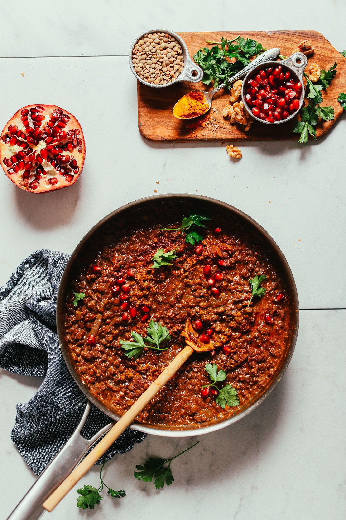 Vegan Recipes For Lentils