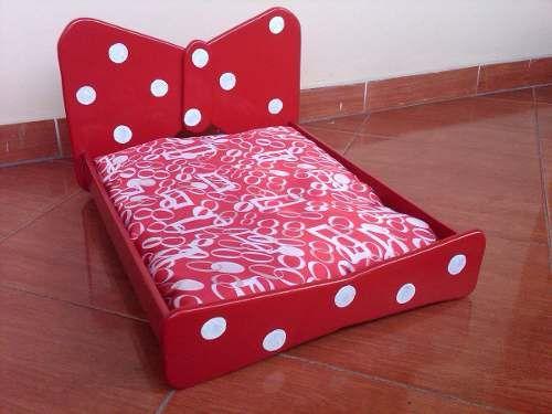 Camas para mascotas cama perritos pinterest cama for Como hacer una cama japonesa paso a paso