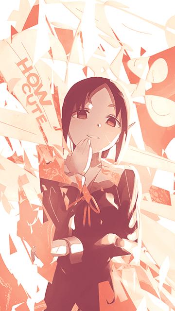 How Cute Kaguya Sama Love Is War Wallpaper In 2020 Anime Love Anime Anime Wallpaper