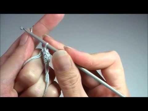 Hoe kun je een Magic loop maken om te starten met rond haken? Ook voor amigurumi. - Instructies - Weethetsnel.nl