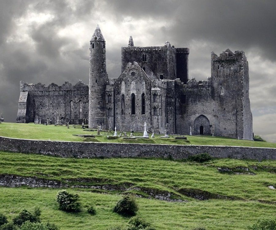 Image Gallery irish castles wallpaper Ireland Castle Wallpaper