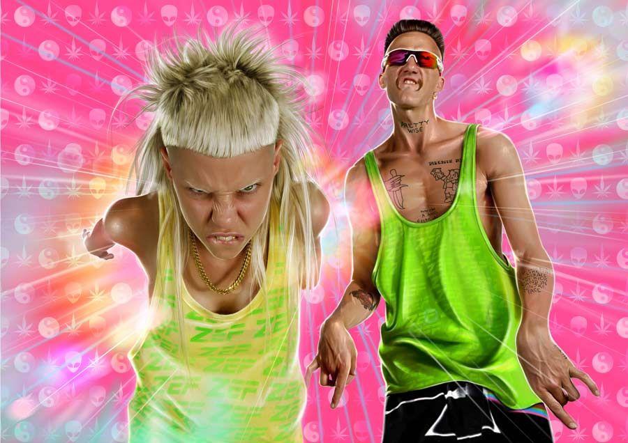 This Week In Photos Feb 6 Feb 10 Die Antwoord American Tours Music Is Life