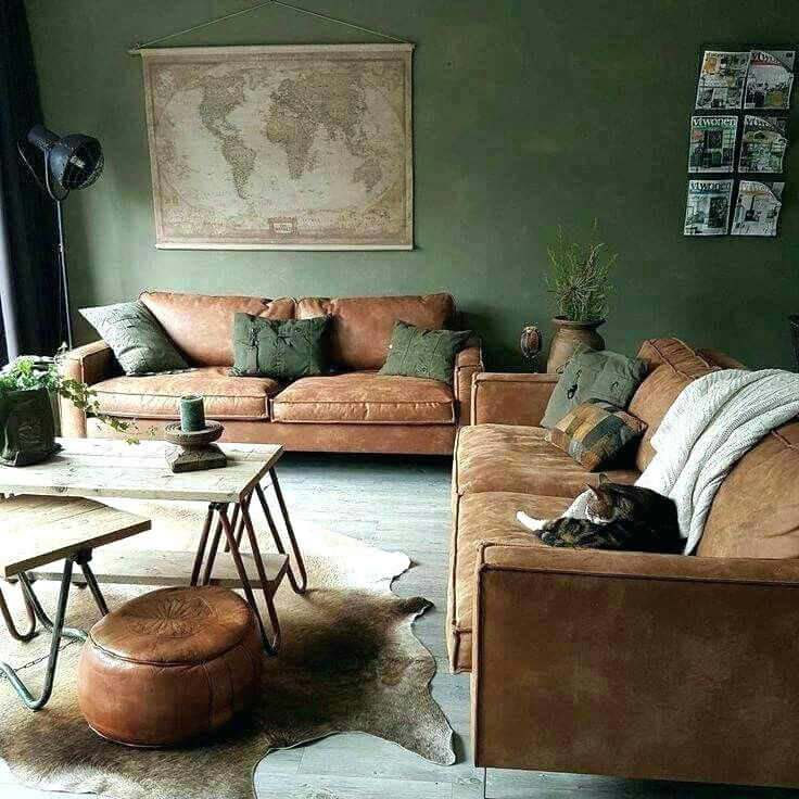 Dark Green Living Room Green Living Room Furniture Olive Green Living Room Furniture Dark Green Leather L Brown Living Room Living Room Green Living Room Color