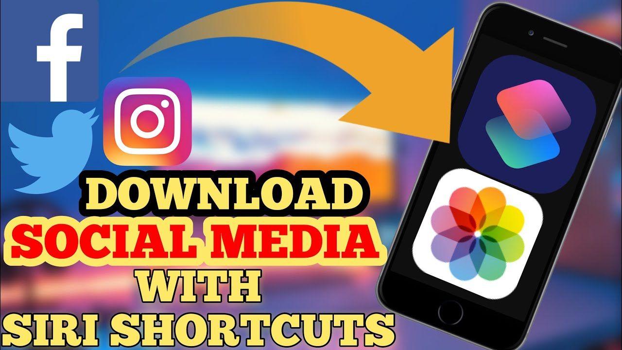 Social Media Downloader | How to download Facebook