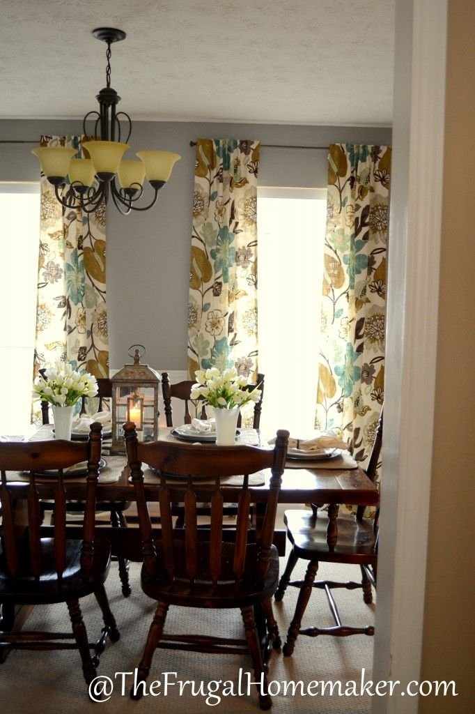 Dining Room Drapes 1000 Images About Window Panels Living Rooms Colorful On Sich