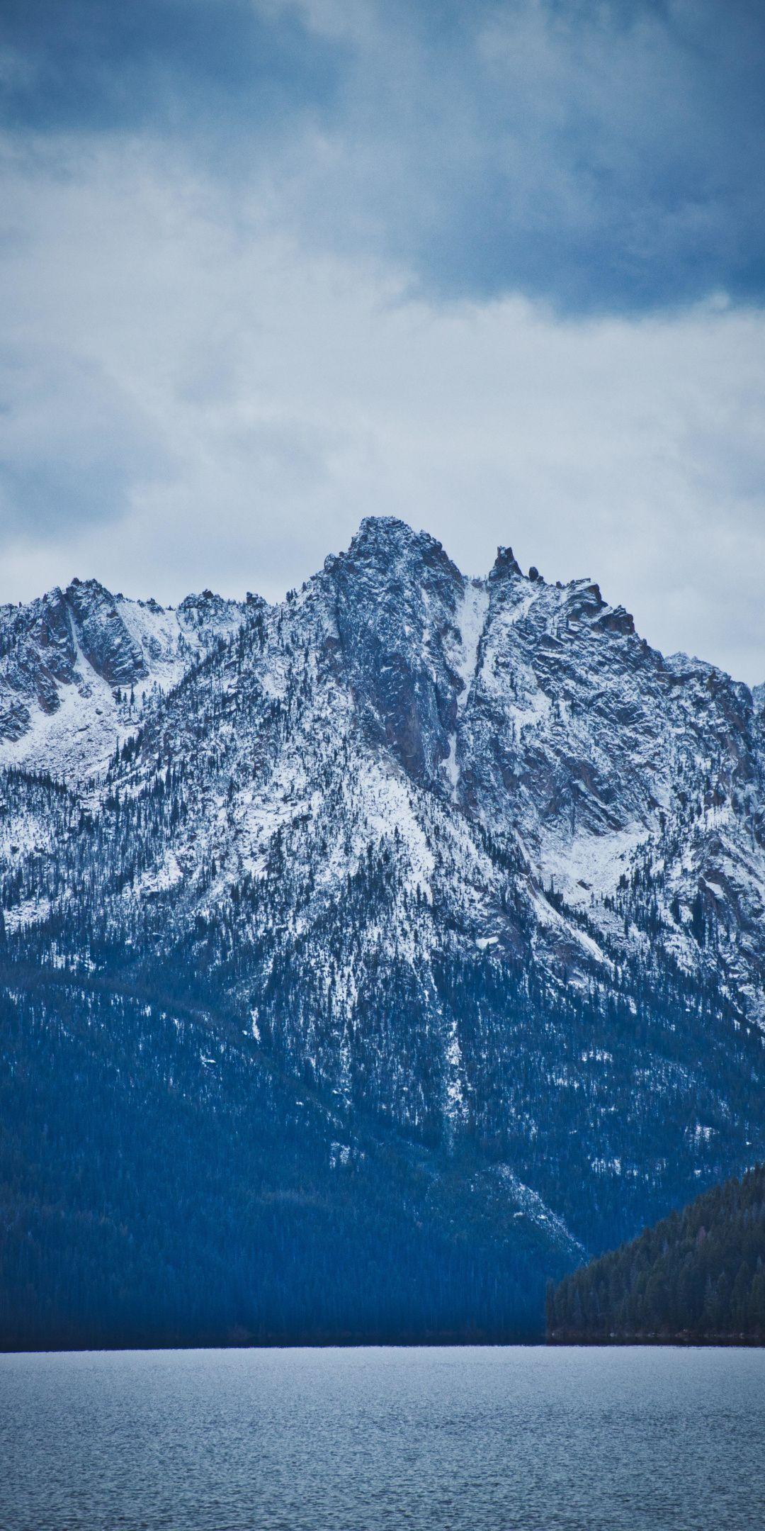 Mountains Blue Glacier Snow Mountain Nature Mist 1080x2160 Wallpaper Stock Photos Nature Photo