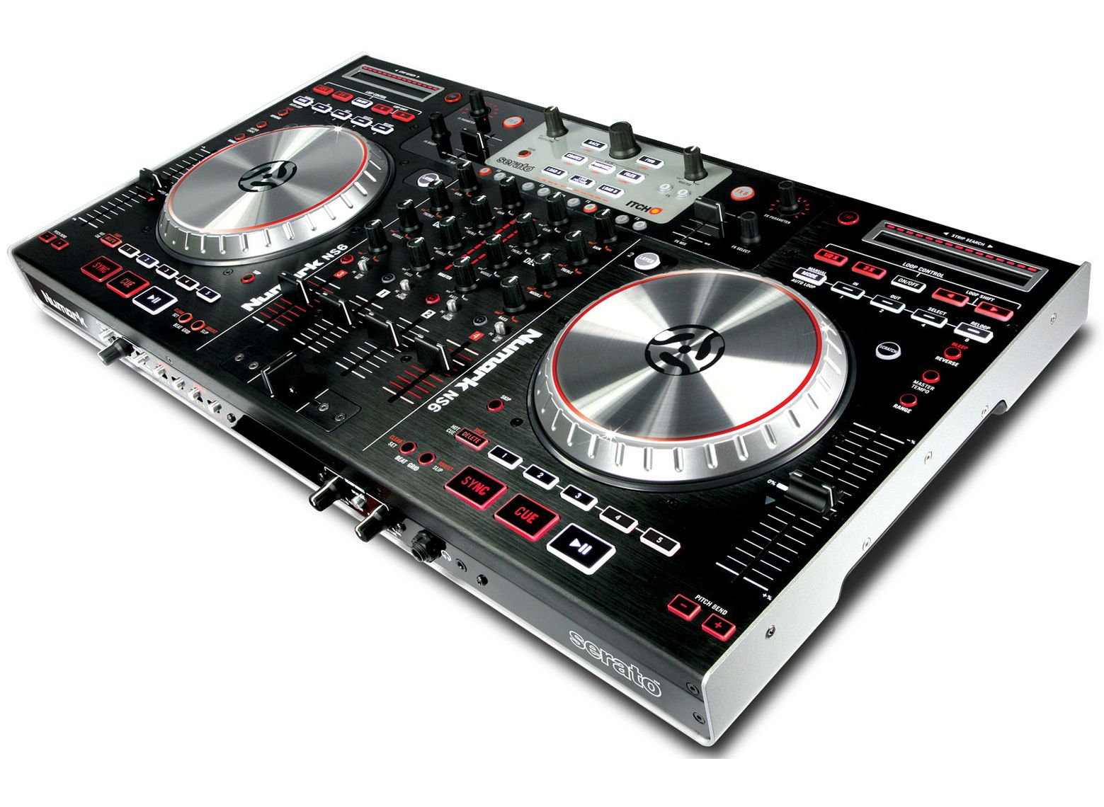 Pin By Druthedj On Numark Ns6 Pinterest Music Dj Equipment And Mixtrack Pro Wiring Diagram Visit