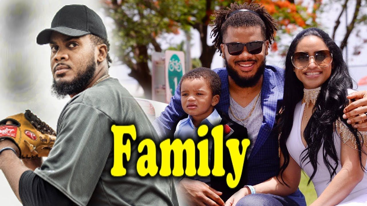 Kenley Jansen Family Photos With Father Mother Children And Wife Gianni Famous Sports Sports Gallery Wife And Girlfriend