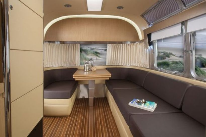 Amazing Luxury Travel Trailers Interior Design Ideas 49