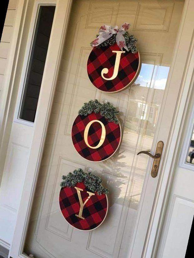 9+ Diy Christmas Decor Ideas To Make Your Christma